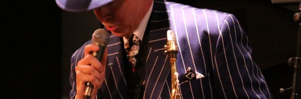 Jazz with Kit, Bletchingley Golf Club, 27th April