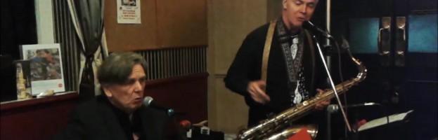 Kit Packham & John O'Reilly Duo at Misty Moon, Northwood on 05/06/16